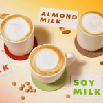 Starbucks】Oats & almonds 2 types of vegetable milks have appeared, and  there are 6 types of milk to choose from!│Sup! OSAKA!