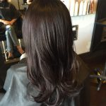 Expresso hair color   Espresso hair color, Brown hair colors, Hair styles