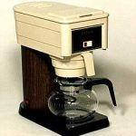 At Home: 1950: Objects - Coffee-maker, 1974-1992   Coffee, Coffee maker,  Coffee brewer