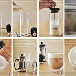 How To: Froth Milk Without Fancy Machines - sweetest kitchen   Frothing milk,  Milk frother diy, Coffee