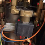 How to replace the 3 way solenoid?