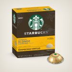 Mellow & Smooth Blonde Espresso Roast Coffee  Starbucks® Coffee At Home