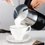 How To Froth Oat Milk With Hand Frother - arxiusarquitectura