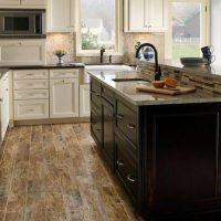 """What looks as good (and wears better) than wood floors? """"Wood"""" tiles – The  Denver Post"""