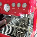 How to change a Breville BES870 Leaking Group Seal   Outwest Coffee Machines