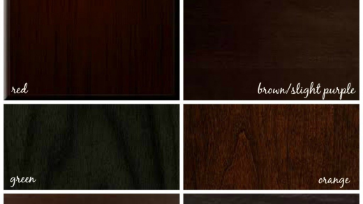 How To Mix And Match Wood Stains - arxiusarquitectura