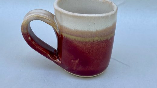 Pottery Espresso Cup - 4 Color Options - Salvaterra Pottery