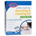 Urnex Drip Coffee Maker Descaling & Cleaning Kit