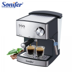 1.6L Espresso Electric Coffee Machine Express Electric Foam Coffee Maker  SALE Coffee Makers Shop   BuyMoreCoffee.com   Espresso coffee machine,  Electric milk frother, Coffee maker