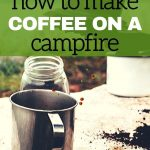 How To Make Camping Coffee Maker - arxiusarquitectura