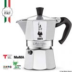 Bialetti 06800 Moka stove top coffee maker, 6 -Cup, Aluminum – Candy Belly