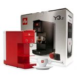 illy Y3.2 Coffee & Espresso Machine with Programmable Beverage Volume &  Temperature (Free Espresso Cup and Saucer) - Buyers Blog