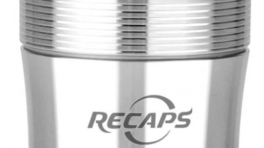 RECAPS Stainless Steel Refillable Filter Reusable Pod Compatible with Illy  Machines 1 Piece: Kitchen & Dining - Amazon.com