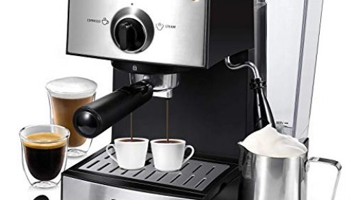 Best Espresso Machines in 2020 - Ratings, Prices, Products   CoffeeCupNews