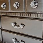 Little Yellow Barn: Espresso Paint | Dresser refinish, Painted furniture,  Diy craft projects