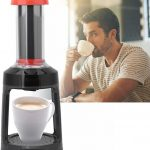 Manual Coffee Maker Barsetto Coffee Machine, 10oz Hand Press Capsule and  Ground Coffee Brewer Portable Size for Travel Hiking and Picnic: Kitchen &  Dining - Amazon.com