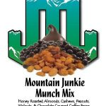 Honey Roasted Almonds, Cashews, Peanuts, Walnuts, and Chocolate Covered  Coffee Beans – MOUNTAIN JUNKIE