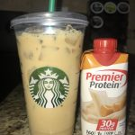 """❤️ THIS! Two shots of Espresso on ice in a venti size cup from Starbucks!  Now this is a """"match made in heaven""""…   Healthy starbucks drinks, Coffee  nutrition, Food"""