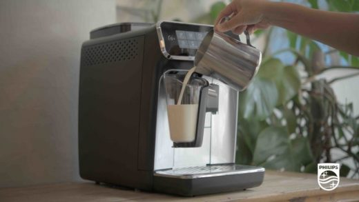 Review: The Philips 3200 LatteGo is a work of wonder when we're all working  from home -