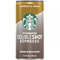 Starbucks Doubleshot Espresso 12-Pack as Low as $12 Shipped at Amazon -  Hip2Save