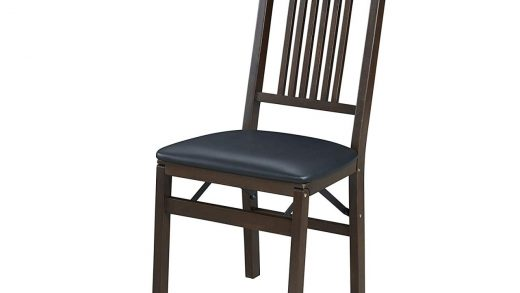 Furniture Meco Industries 0.433.6K972 Stakmore Chair Espresso Game &  Recreation Room Furniture