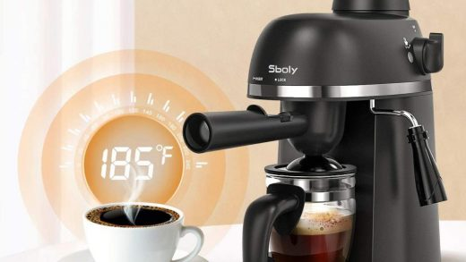 Best Small Coffee Makers 2021 – Recipes with More