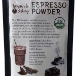 Amazon.com : Organic Espresso Powder From 100% Grade 1 Arabica Beans For  Baking, Smoothies and Beverages 4 oz : Grocery & Gourmet Food