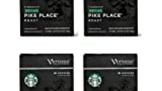 Amazon.com : Starbucks Medium Roast Verismo Coffee Pods — Colombia for  Verismo Brewers — 6 boxes (72 pods total), Black Box : Grocery & Gourmet  Food