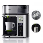 Kitchen & Dining 10-cup 7 Programmable Sizes Braun MultiServe Coffee Machine  Gold Cup Certified KF9070SI Iced-Coffee 3 Brew Strengths Stainless Steel  Glass Carafe Home geniemensch.com