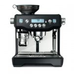 Sage SES980BTR Automatic Espresso Machine, Stainless Steel | Gourmet Coffee  Cafe
