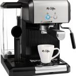Amazon.com: Mr. Coffee 4-Cup Steam Espresso System with Milk Frother:  Kitchen & Dining