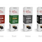 Italian Coffee capsules compatible with Starbucks Verismo, CBTL, Caffitaly,  K-fee systems (Sampler, 4 flavors, 40 pods tot., No decaf): Amazon.com:  Grocery & Gourmet Food
