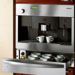 Miele Built-In Cup and Plate Warmer for Miele Coffee System   Home coffee  stations, Home, Kitchen fittings