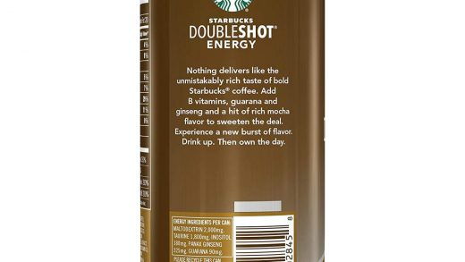 Amazon.com : Starbucks Doubleshot Energy Espresso Coffee, Mocha, 15 oz Cans  (12 Pack) : Nutrition Beverages : Grocery & Gourmet Food