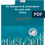 EU Research & Innovation for and with cities.pdf | European Union |  Sustainability