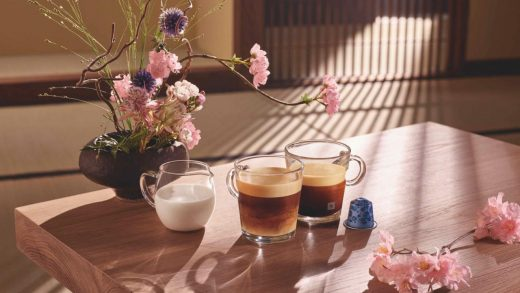 Travel to six cities around the globe with Nespresso World Explorations  coffee capsules -