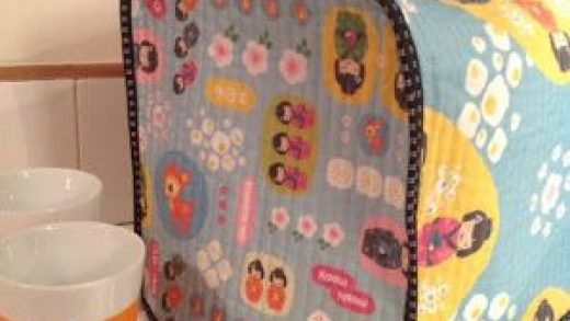 Shush I'm Quilting: Coffee Couture | Straight line quilting, Quilts, Coffe  machine