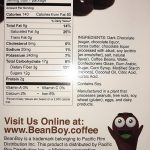 Chocolate Covered Coffee Beans Nutrition - NutritionWalls