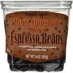 Amazon.com : Trader Joe's Dark Chocolate Covered Espresso Beans 14 oz. :  Candy And Chocolate Covered Espresso Beans : Grocery & Gourmet Food