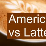 Americano vs Latte - What Are The Differences?