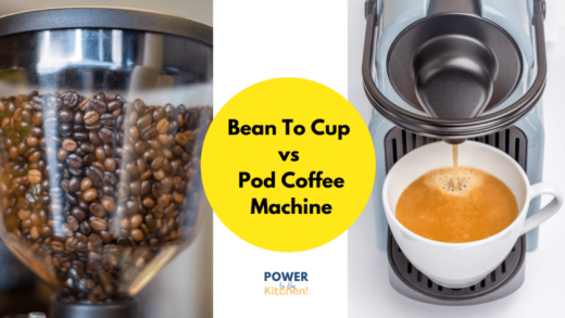 Bean To Cup vs Pod Coffee Machine - Power To The Kitchen