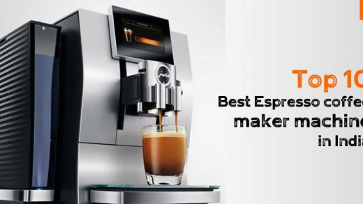 Top 10 Best espresso coffee maker machine for office in India