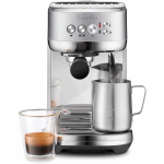 Breville BES500BSS Bambino Plus Espresso Machine [Review] - YourKitchenTime