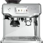 Breville BES880BSS on Sale Barista Touch Espresso Maker Review Prices