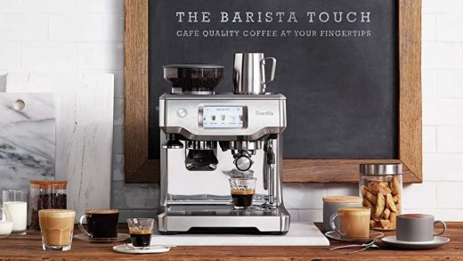 $100 Off Breville Espresso Machines on Amazon + Free Shipping - Hip2Save