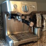 Breville Factory Reconditioned Duo-Temp Pro Espresso Machine Only 9.99 +  More