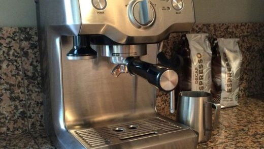 Breville Factory Reconditioned Duo-Temp Pro Espresso Machine Only $249.99 +  More