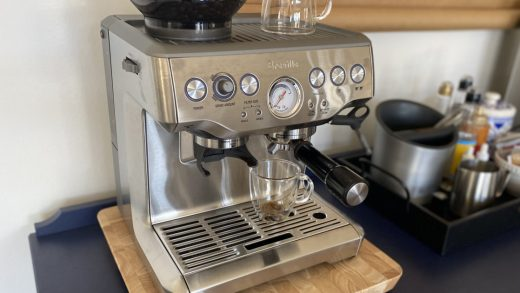 Breville the Barista Express Espresso Maker Only $509.96 Shipped (Regularly  $700) - Hip2Save
