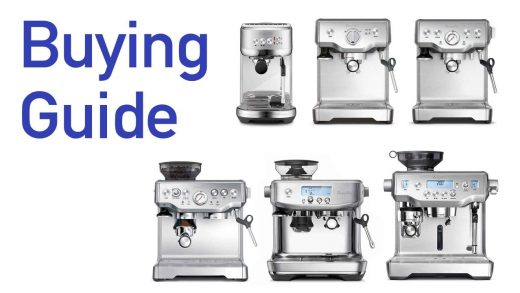 Breville Espresso Buying Guide   LifeStyle Lab