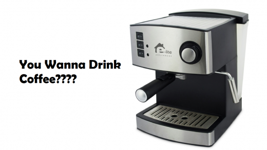 How Would you make coffee in espresso machine? -